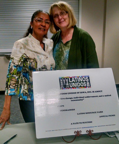 Latinos Unidos Resource Fair