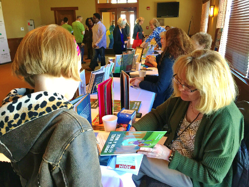 Ankeny Authors Fair 2016