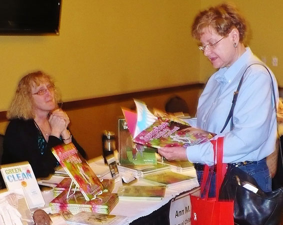 ankeny authors fair 2014
